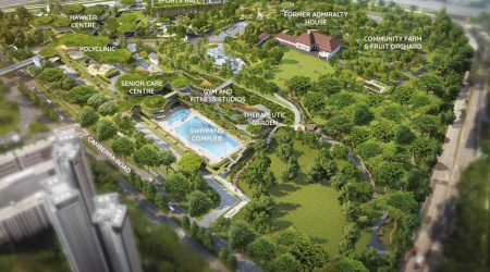 the-watergardens-at-canberra-Bukit-Canberra-Integrated-Hub-singapore